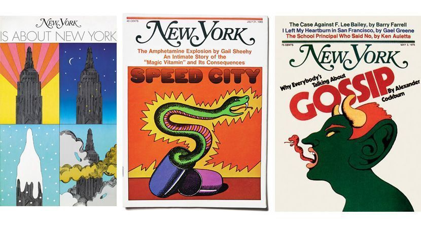 Milton Glaser | New York Magazine