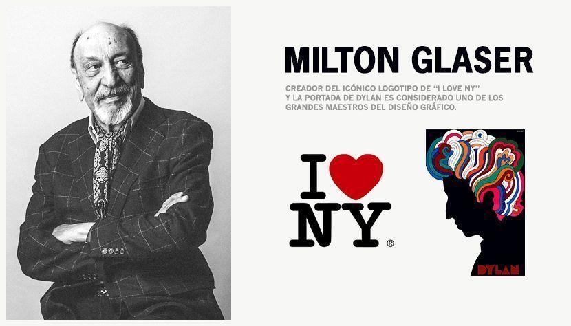 Historia de Milton Glaser