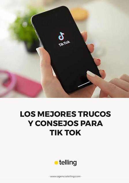 Ebook Gratis Consejos Tik Tok