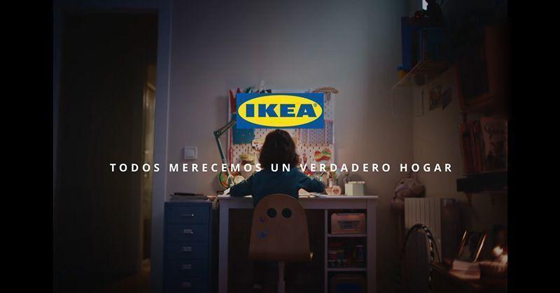 Anuncio de Navidad de Ikea 2020