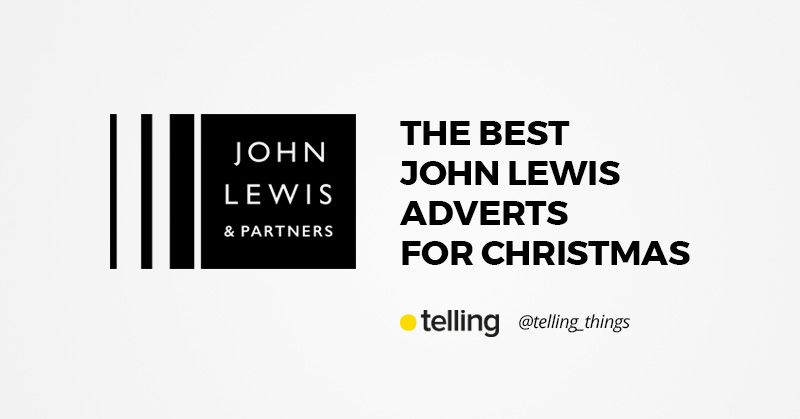 Best John Lewis Adverts for Christmas