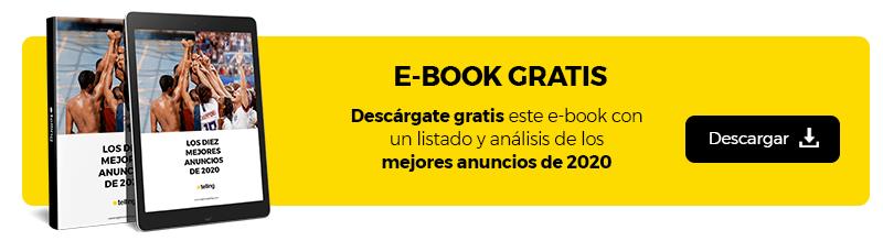 Ebook Gratis: Mejores Anuncios de 2020