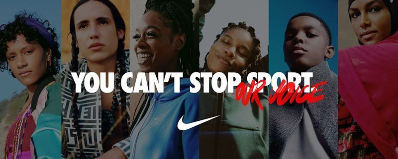 You can't Stop Us | Witness The Power of Sport |Nike