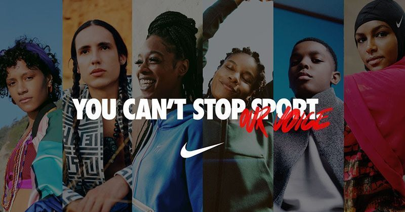 You can't Stop Us | Witness The Power of Sport | Nike