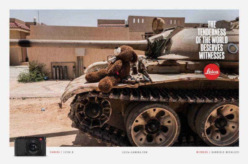 Leica celebra 150 años  The World Deserve Witnesses