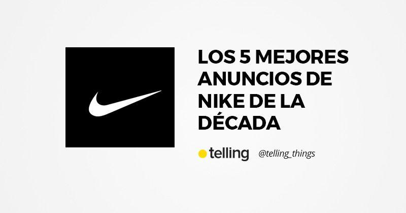 Mejores Anuncios de Nike de la década