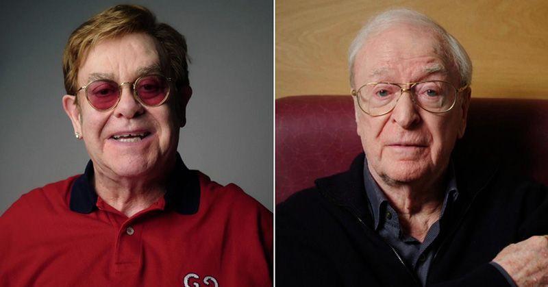 Elton John y Michael Caine animan a vacunarse en este divertido anuncio