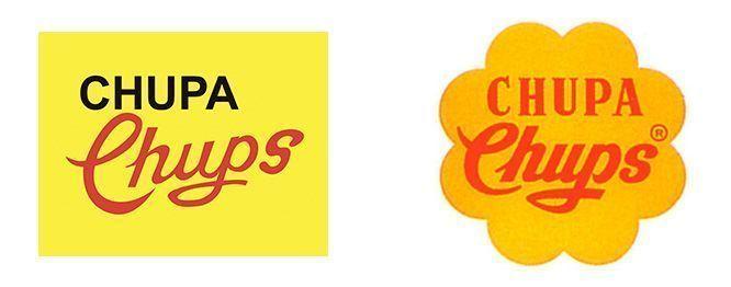 Logo Chupa Chups creado por Salvador Dalí