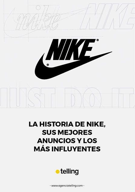 Los mejores anuncios de Nike y su historia  Ebook Gratis