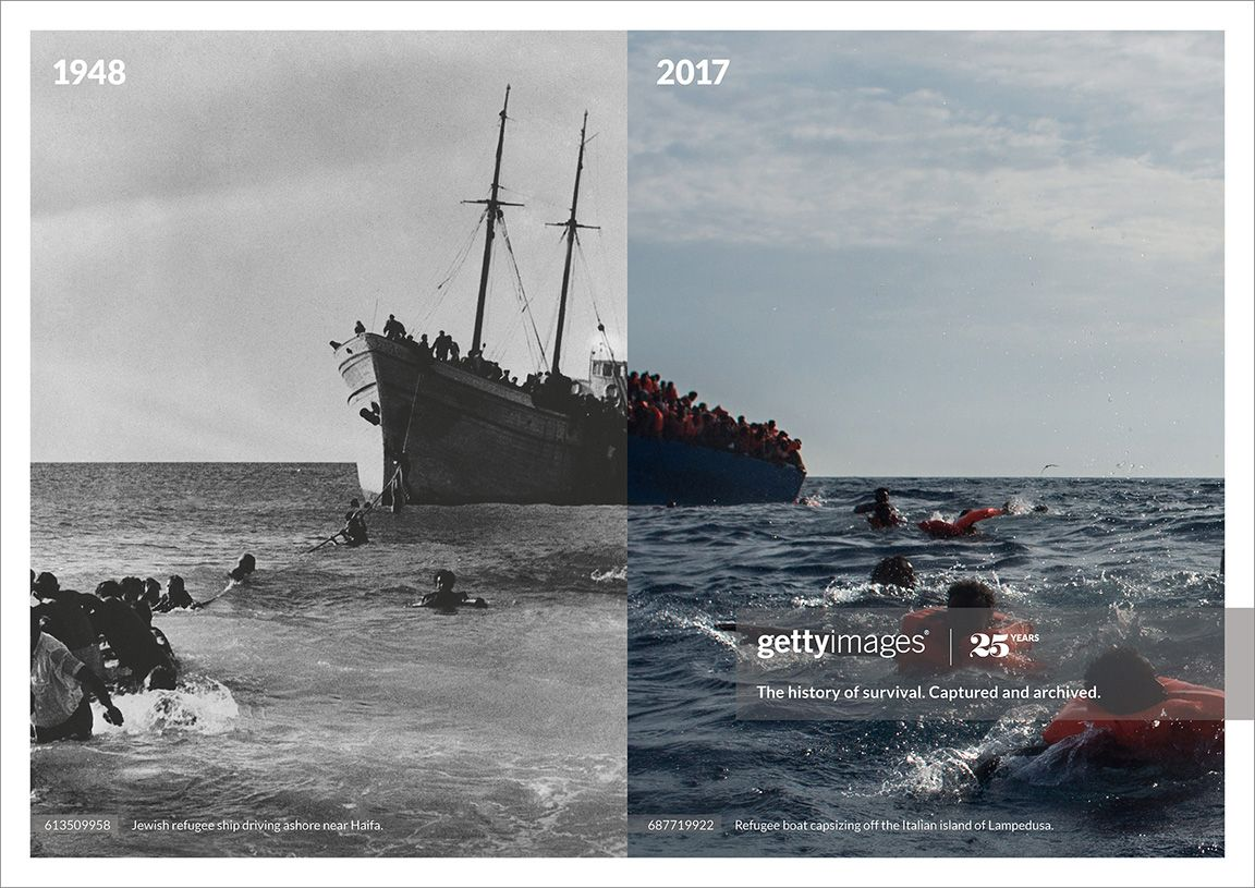 Getty Images | History Repeats