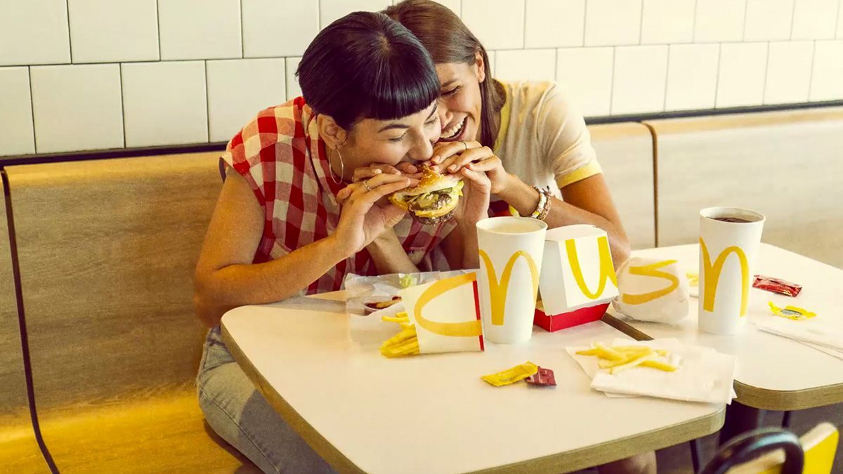 Alfabeto de McDonald's   Say With M