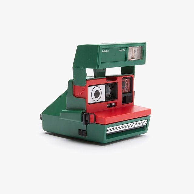 Lacoste x Polaroid
